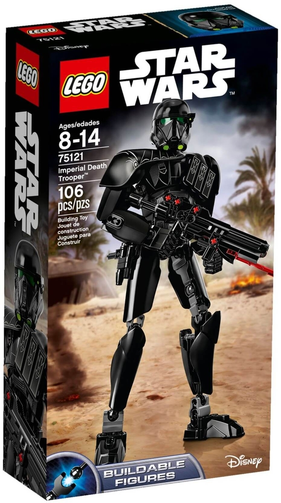 LEGO Star Wars 7512 - Imperial Death Trooper
