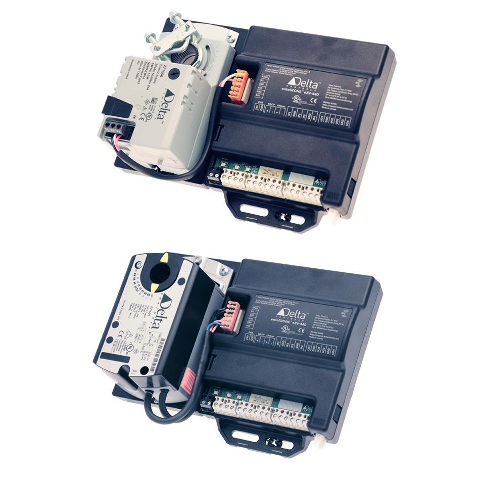 eZV-440;he thong bms; delta controls; johnson controls