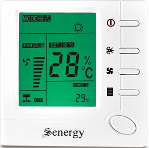 SEN803FCT/RC-2 FCU Thermostat
