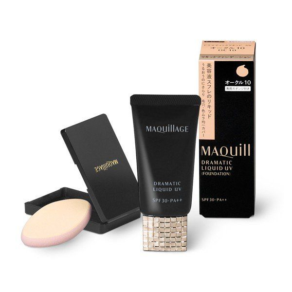 Kem nền MaquIllage DramatIc FIlm LIquId UV FoundatIon
