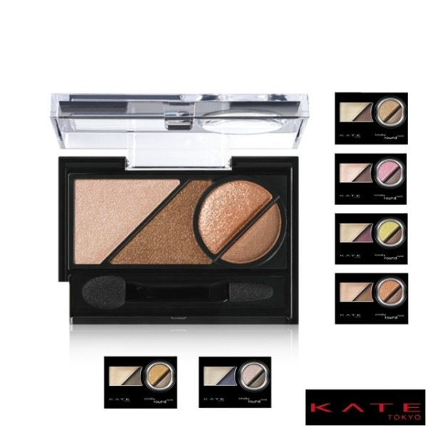 Phấn mắt Kate smoky round eyes