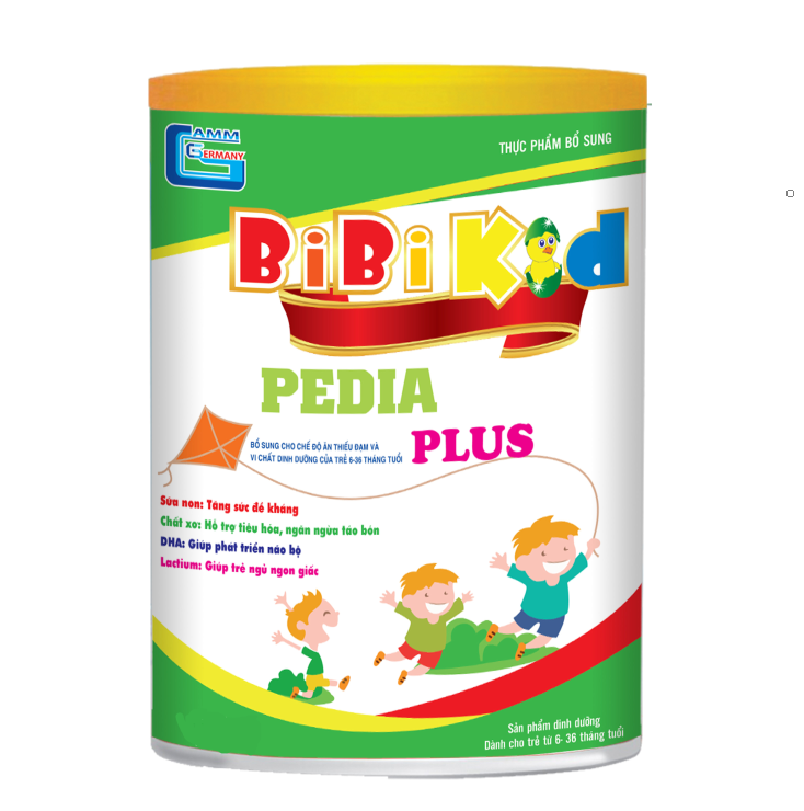 Sữa bột Bibi Kid Pedia Plus