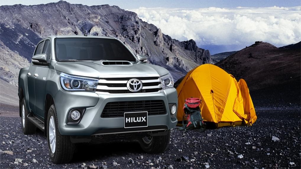TOYOTA HILUX 2.4AT 1 CẦU