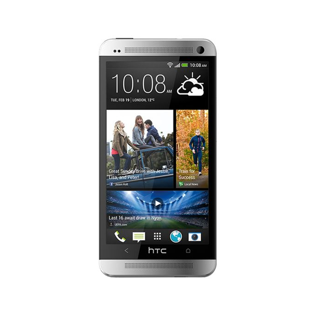HTC One M7 2 Sim (Nobox - Likenew 99%)