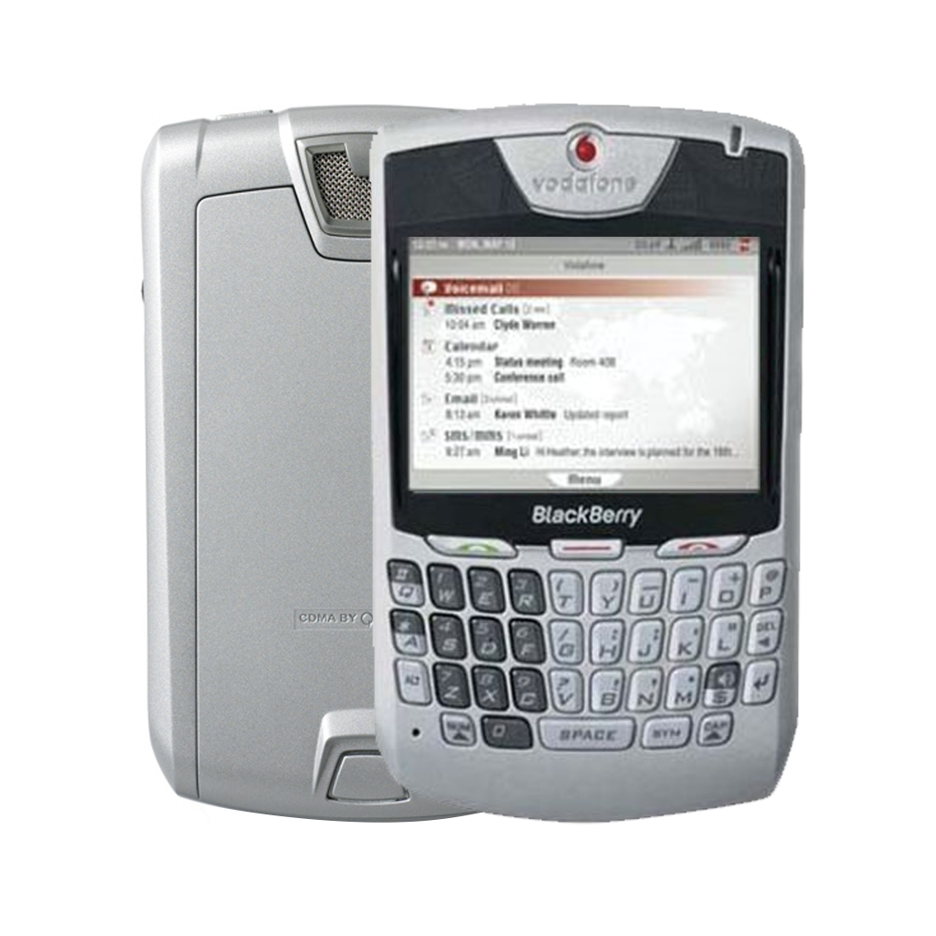 BlackBerry 8707V (Mới 100% - Nobox)