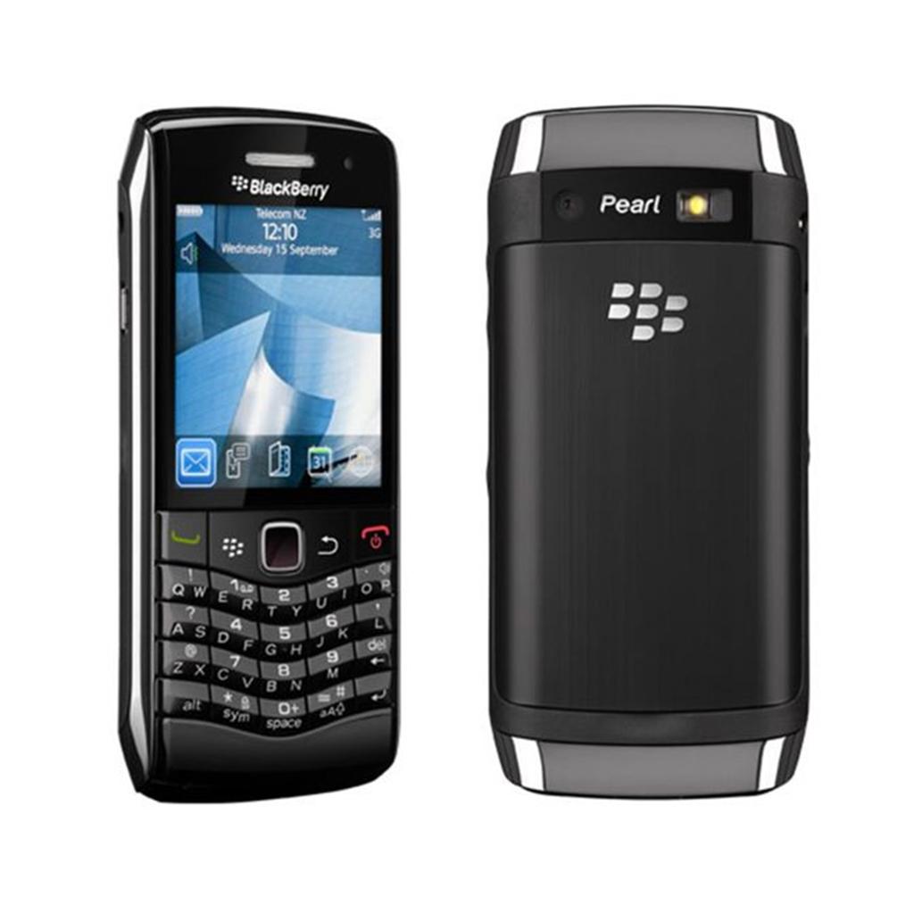 BlackBerry Pearl 9100 - Nguyên Bản Xách Tay Giá Rẻ Uy Tín 11 Năm