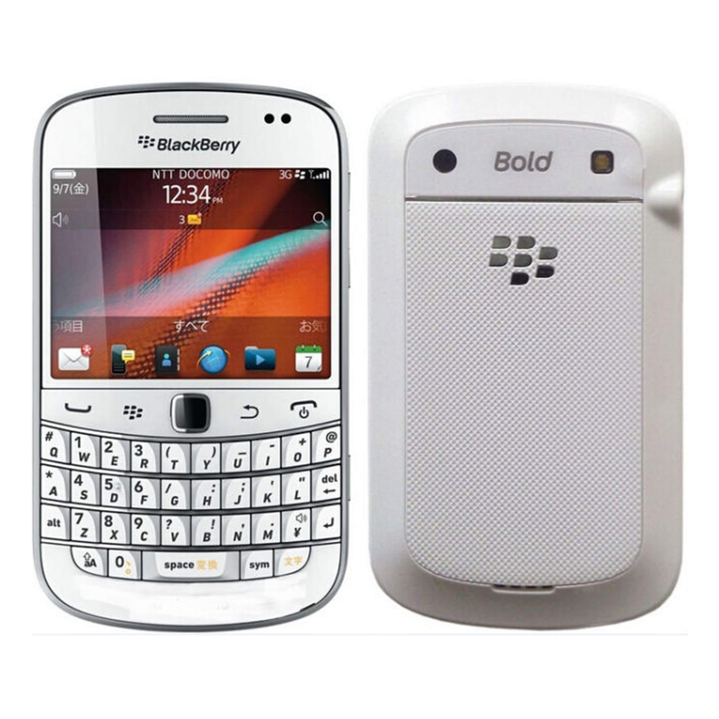 BlackBerry Bold 9900 (Nobox - Likenew 99%)