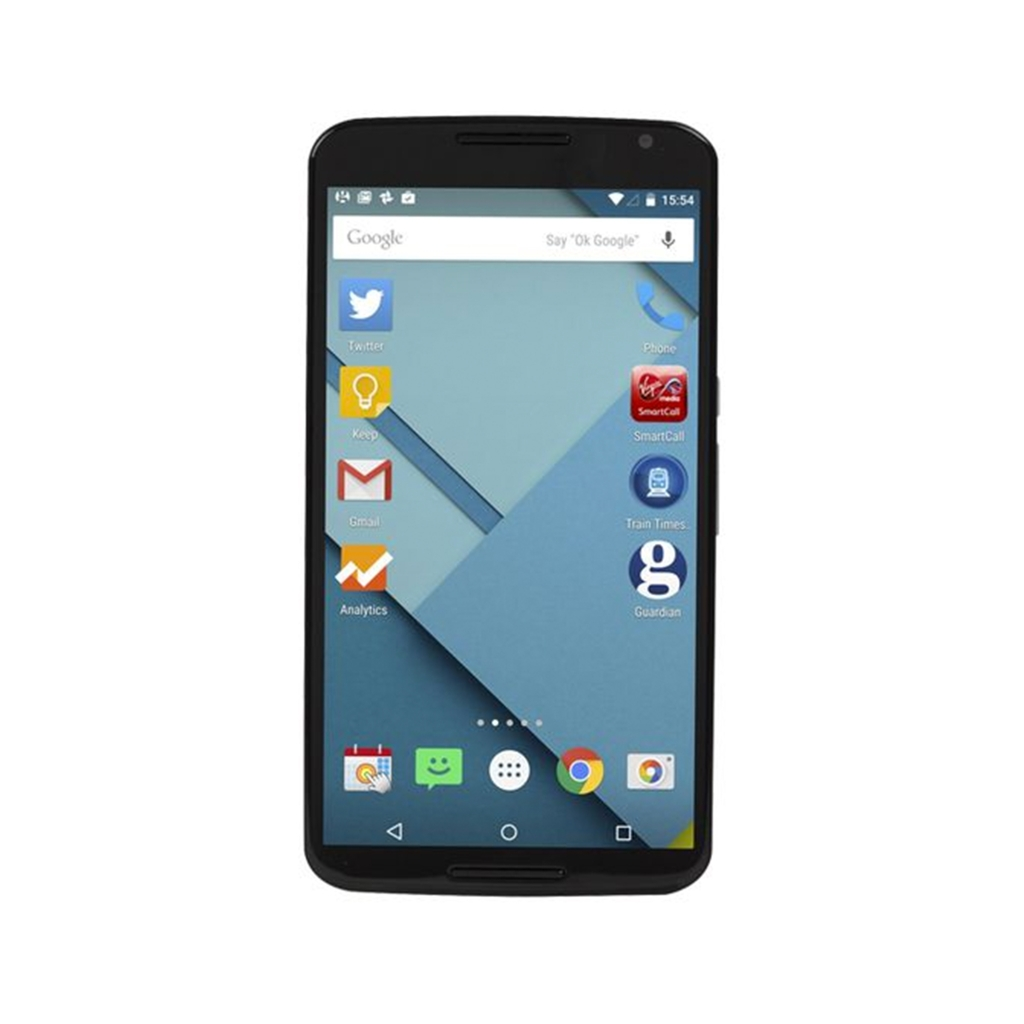 Motorola Google Nexus 6 (Nobox - Likenew 99%)