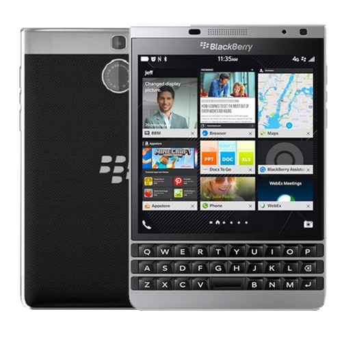 BlackBerry Passport Silver Edition (Likenew 99%)