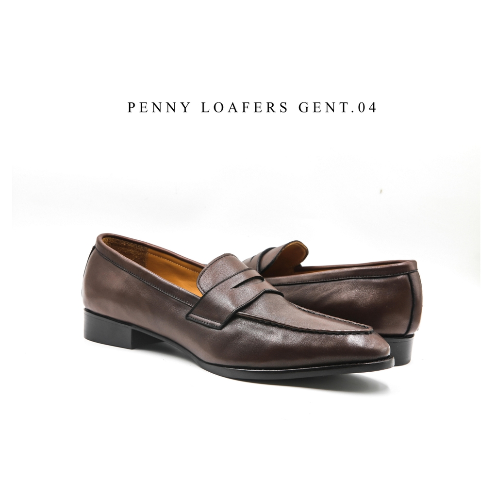 LOAFERS D.BROWN GENT.04