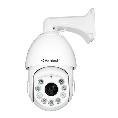 CAMERA IP VANTECH 2MP SPEED DOME VP-4563