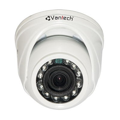 CAMERA VANTECH AHD 1.3MP DOME VP-1007A