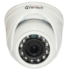CAMERA VANTECH TVI 1.3MP DOME VP-1007T