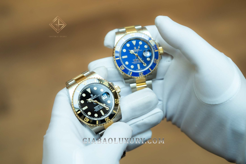 Đồng Hồ Rolex Submariner Date 116613LB