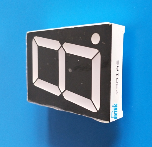 LED 7 ĐOẠN KATHODE 48*70mm - ĐỎ