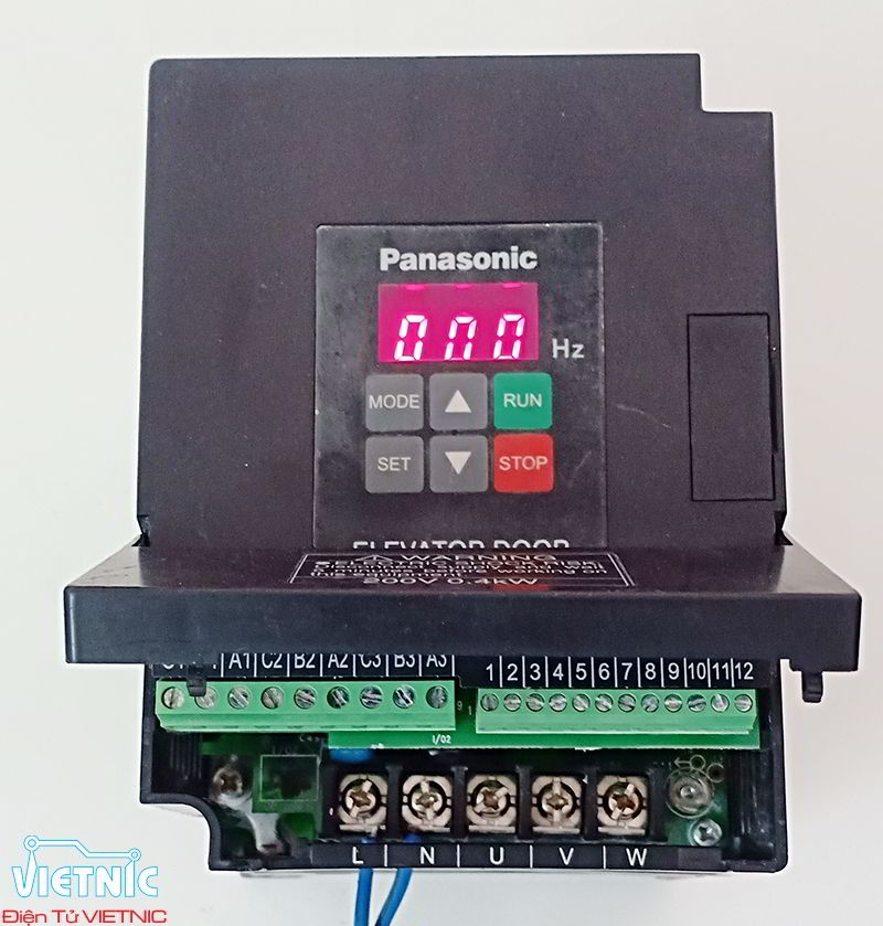 BIẾN TẦN PANASONIC 400W AAD03011DK | www.vietnic.vn