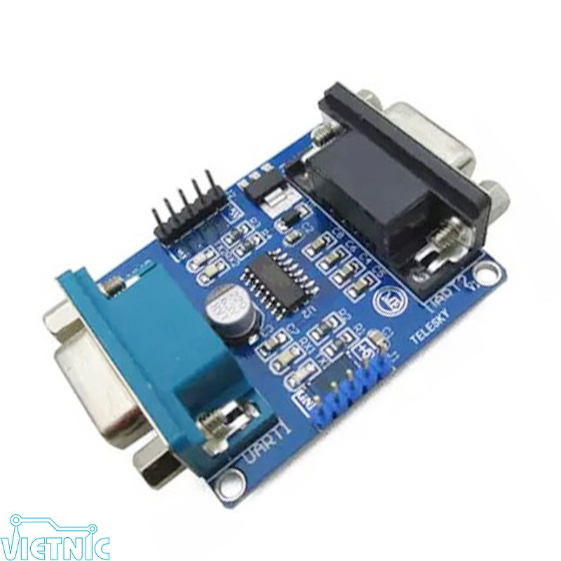 MODULE RS232 TO TTL MODULE RS232 TO UART