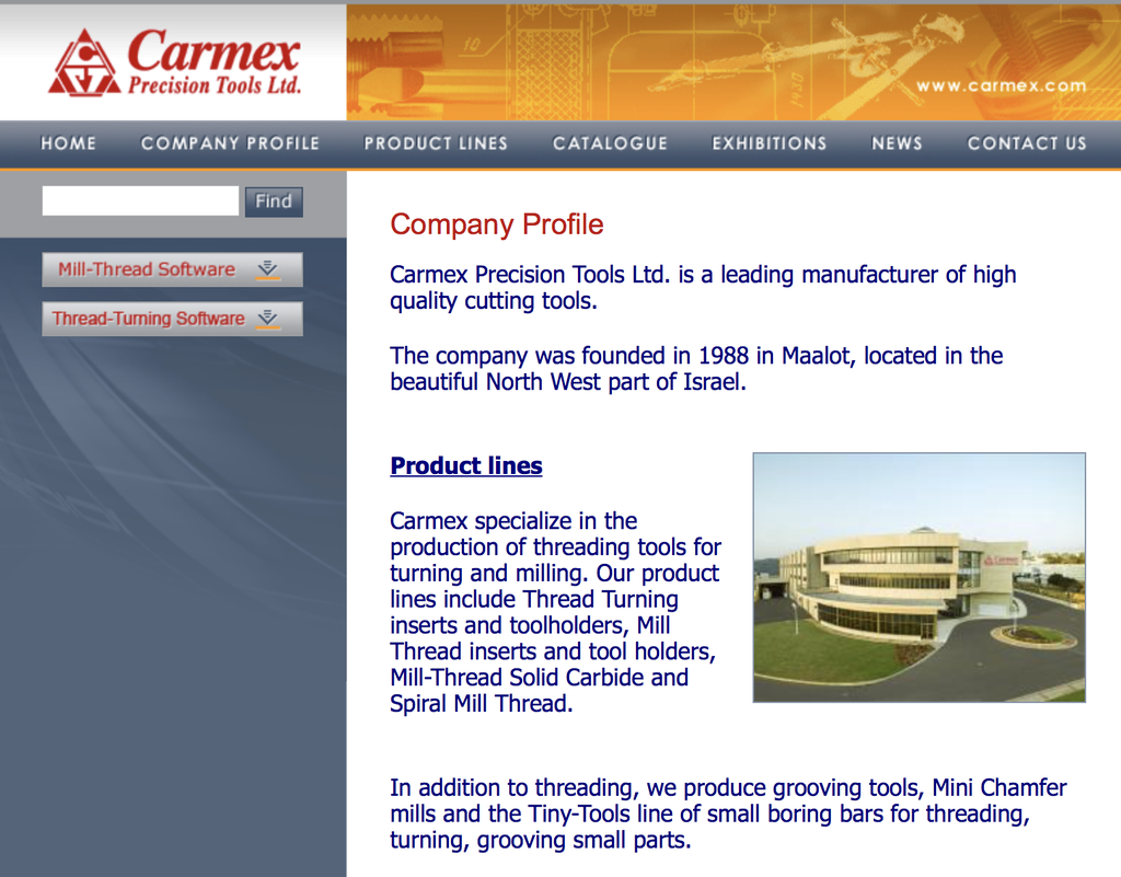 CARMEX Company Profile Công Ty TNHH Công Nghệ Kỹ Thuật Phú Thái