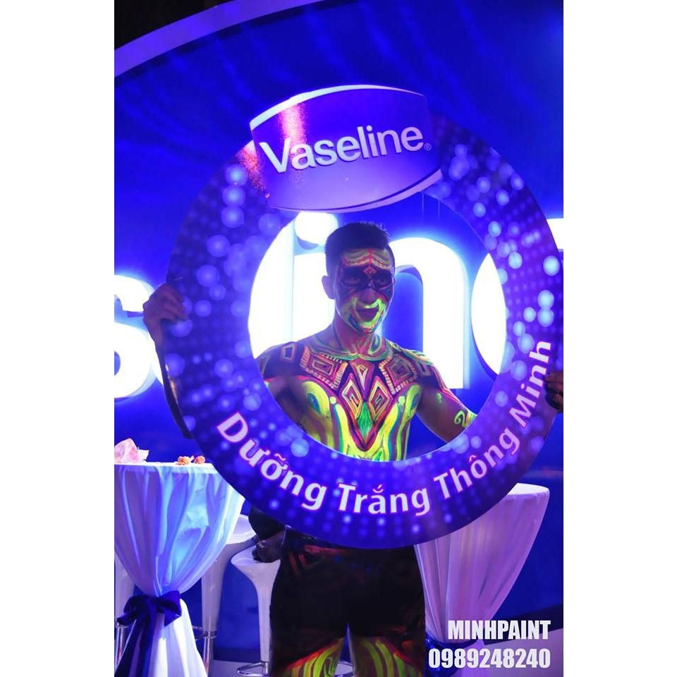 BODY PAINTING UV DẠ QUANG
