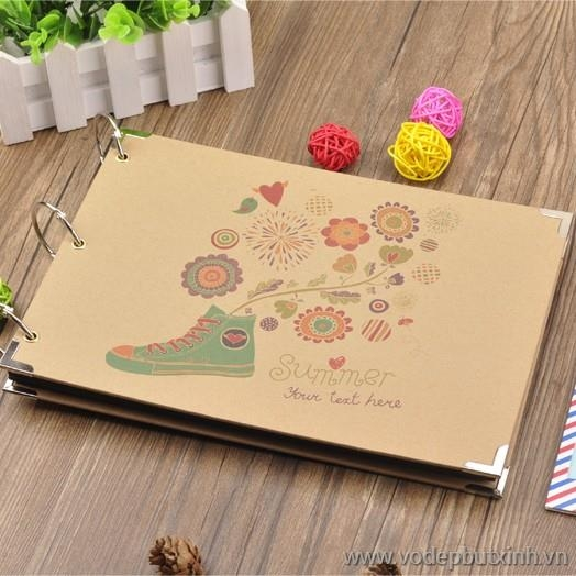 Album ảnh DIY Summer Your Text Here K1183 600g