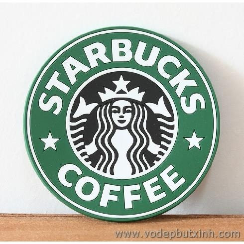 Lót cốc Starbucks coffee K0769 15g