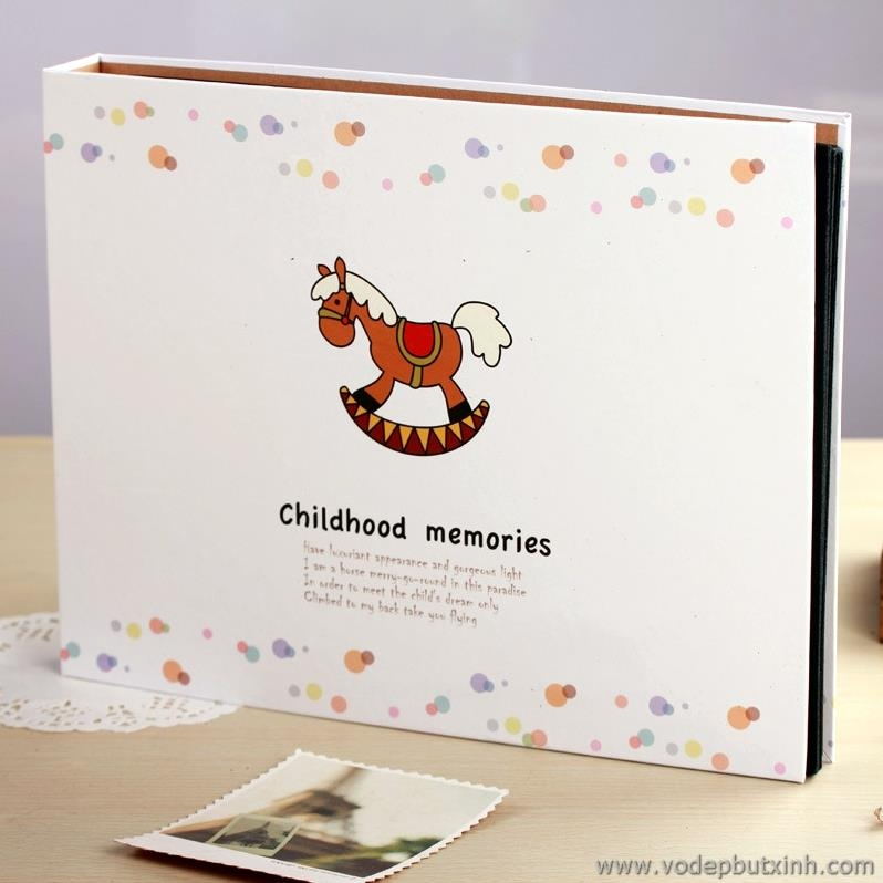 Album ảnh DIY Childhood Memories K0964 740g