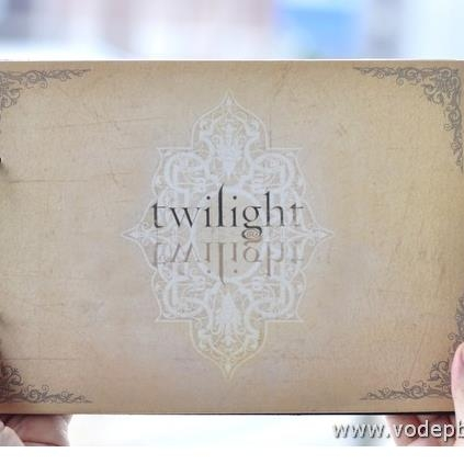 Album ảnh DIY Twilight K0535