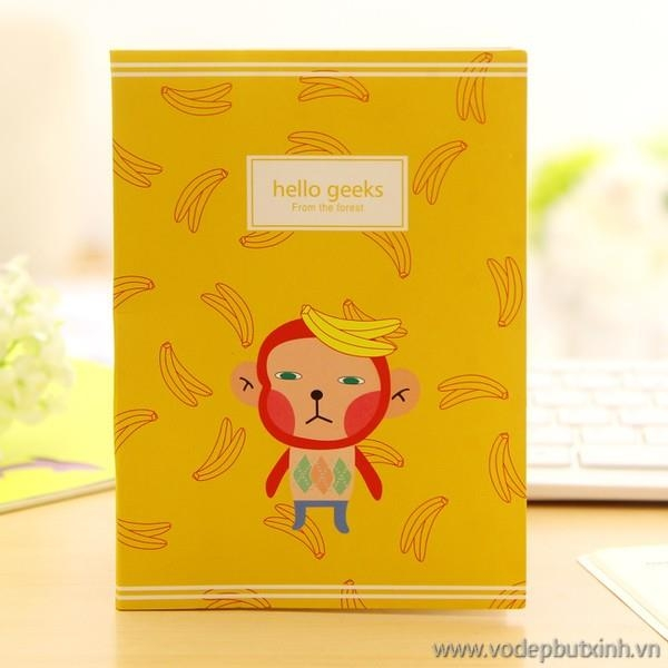 Tập giấy note Hello Geeks S0658 30g