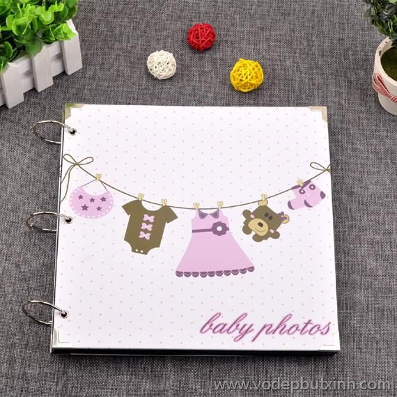 Album ảnh DIY Baby Photos K1130 850g