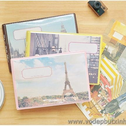 Album cài slip in photo album K0649 160g