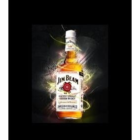 Rượu Jim Beam White 750ml