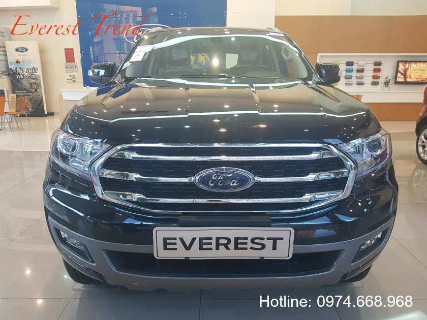 Ford Everest 2.0L Trend 4x2 AT