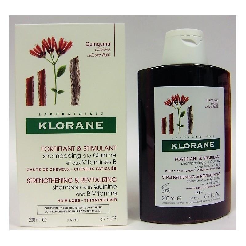 Kết quả hình ảnh cho dầu gội Klorane vỏ cây kơ nia 400ml