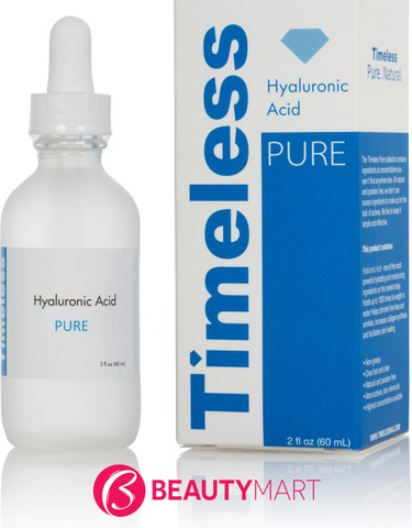 Serum cấp ẩm Timeless Pure Hyaluronic Acid 60ml