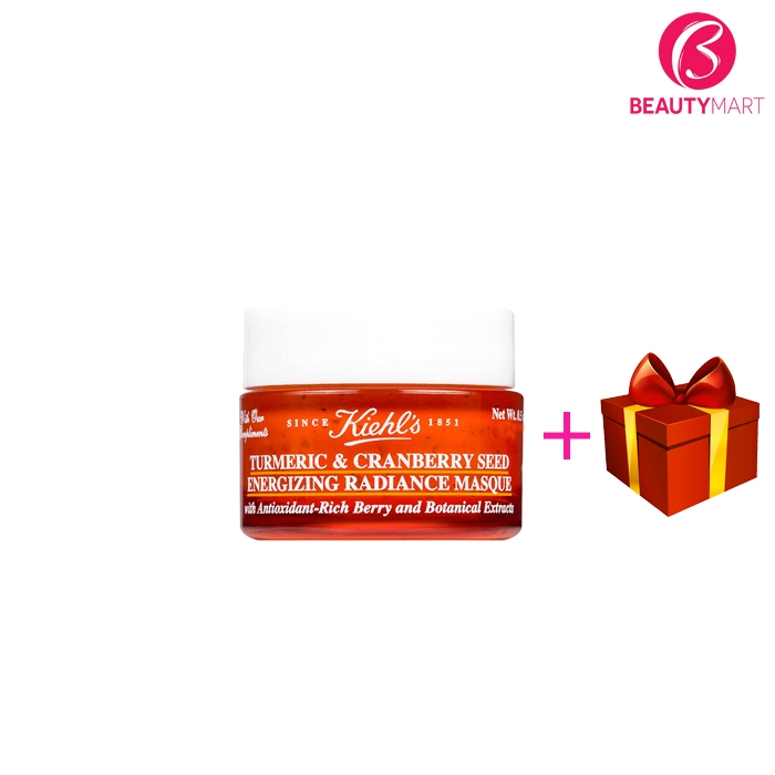 Mặt nạ nghệ Kiehls Tumeric and Cranberry Seed