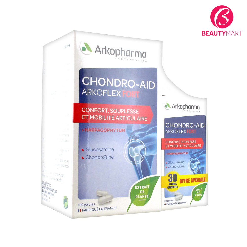 Thuốc khớp Chondro-Aid Arkoflex Fort