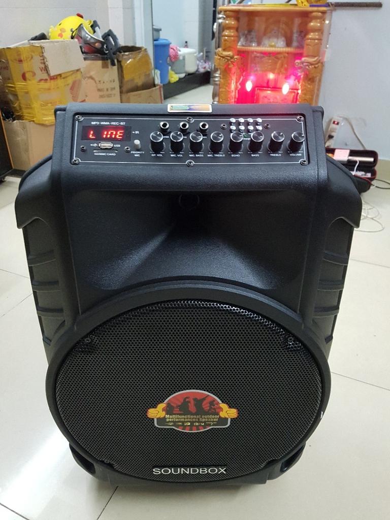 Loa kéo di động Soundbox S16A