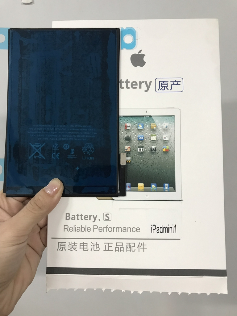 Pin ipad mini 1 zin (EU)