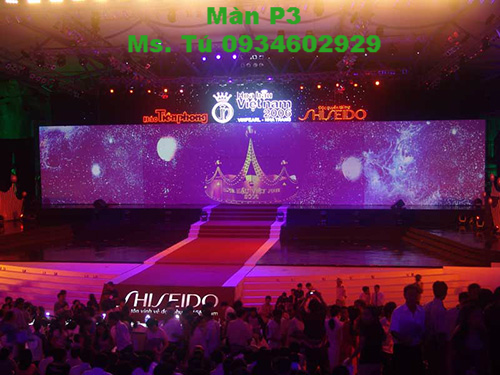 man hinh led P3 full color indoor