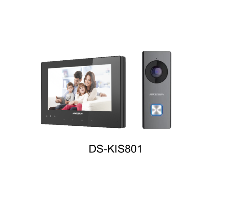 DS-KIS801 WIFI DOORBELL