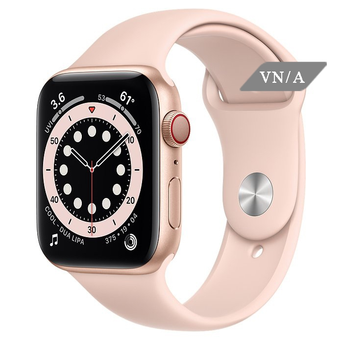 Apple Watch Series 6 Gold GPS + Cell Chính Hãng VN/A New Seal ( eSIM )