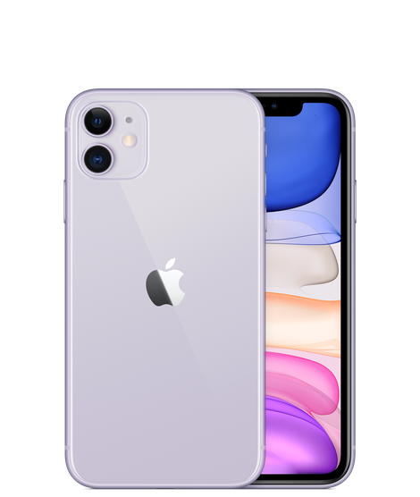 iPhone 11 Purple Likenew