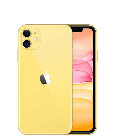 iPhone 11 Yellow New Seal Chưa Active ( CH/A )