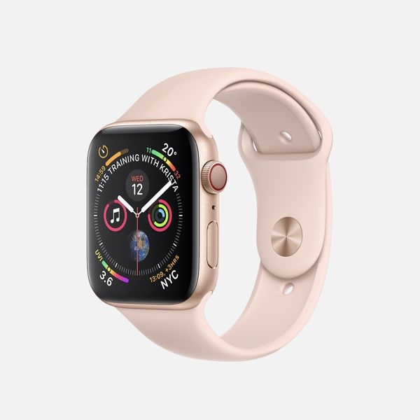 Apple Watch Series 4 GPS+CELL Aluminum Gold Likenew Body