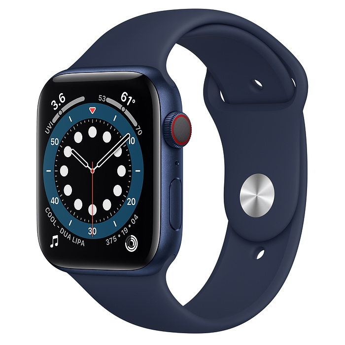 Apple Watch Series 6 Blue GPS + Cell New Seal ( eSIM )