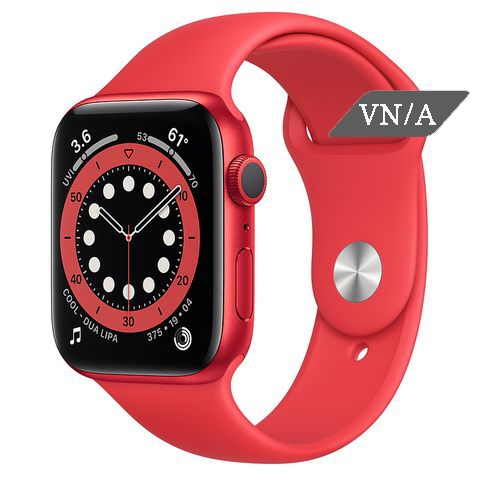 Apple Watch Series 6 (PRODUCT)RED GPS Chính hãng VN/A New Seal