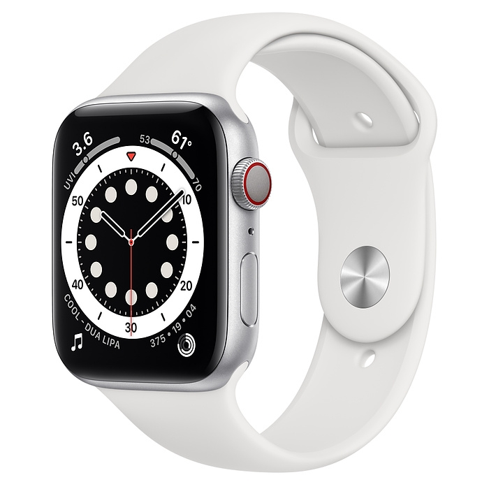 Apple Watch Series 6 Silver GPS + Cell New Seal ( eSIM )