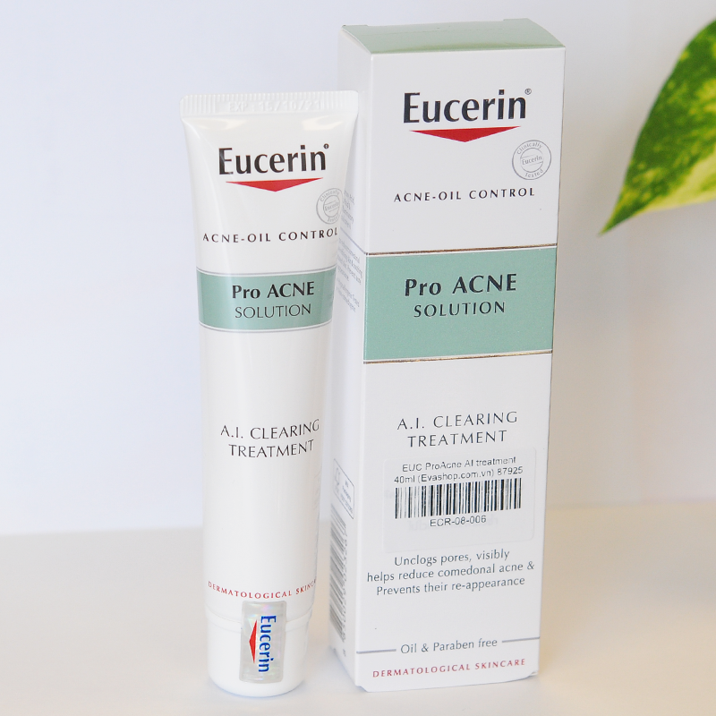 Image result for Eucerin Pro Acne AI Clearing Treatment