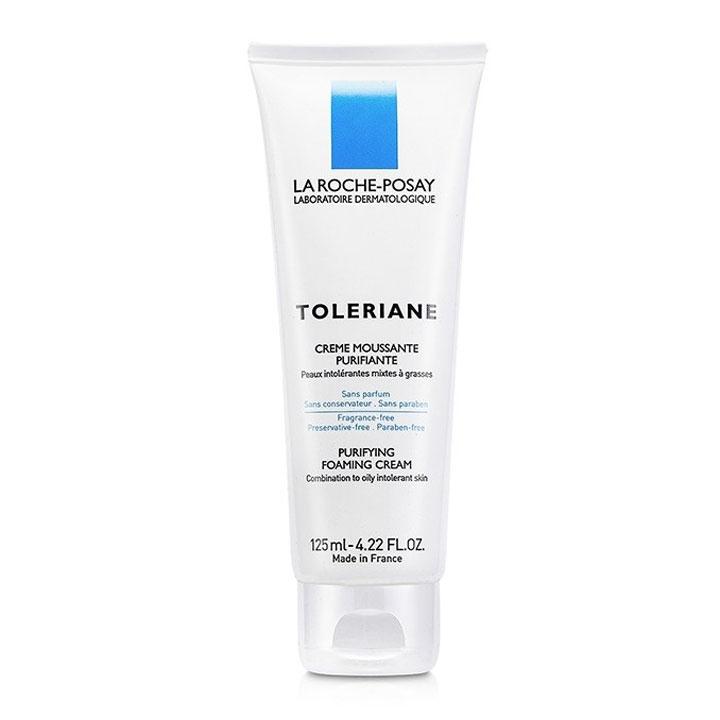 Sữa rửa mặt Toleriane Purifying Foaming Cream La Roche-Posay 125ml |  EVASHOP.COM.VN