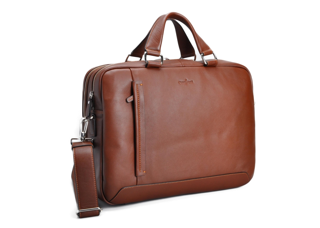 Cặp da Gianni Conti 581420 Brown
